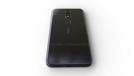 Il presunto Nokia 7.1 Plus mostra il suo design a 360 gradi