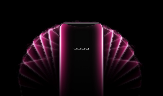 Oppo Find X disponibile in Italia a 999 euro