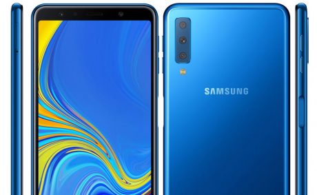 Ecco gli sfondi ufficiali del Samsung Galaxy A7 (2018)
