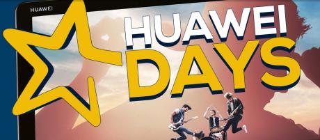 Euronics lancia gli Huawei Days, con sconti validi solo per questo weekend
