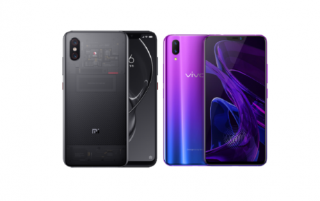 Xiaomi Mi 8 Explorer Edition vs Vivo X21, sensori integrati