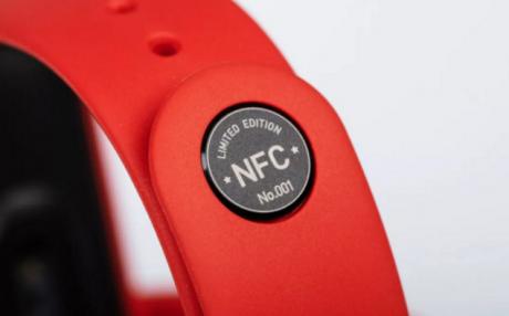 Xiaomi Mi Band 3 NFC limited 1