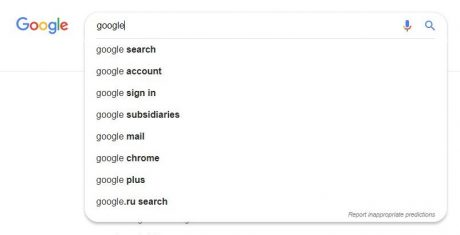 Google search material 1 1