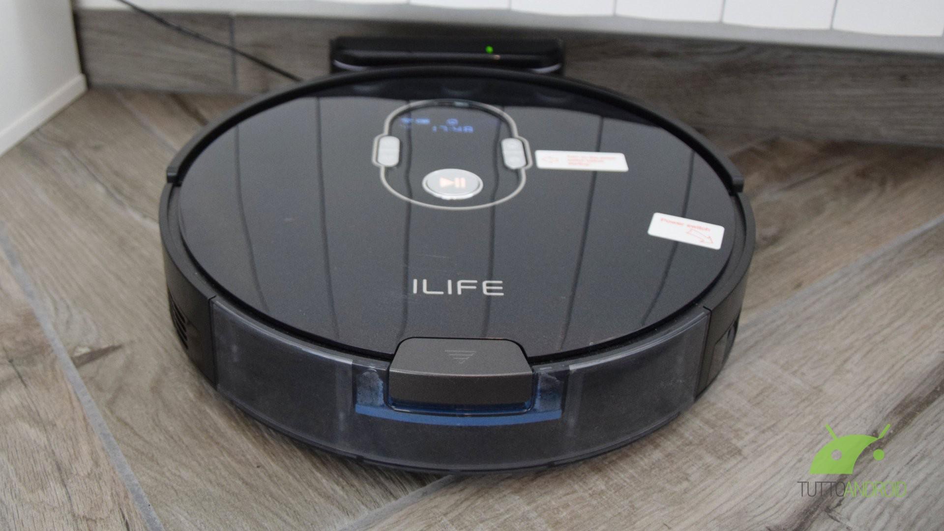 ILIFE A7 sfida gli aspirapolvere robot più famosi: scopritelo nella nostra prova sul campo