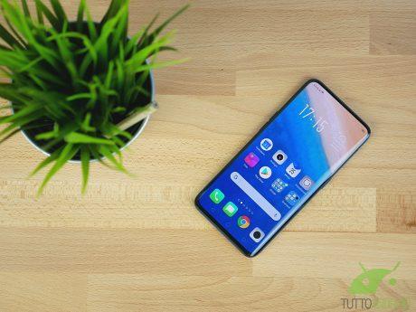 OPPO ha barato i risultati dei test benchmark dei suoi ultimi due smartphone