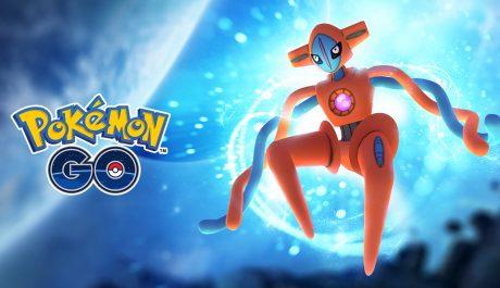 Pokémon GO dà il benvenuto a Deoxys e Mewtwo