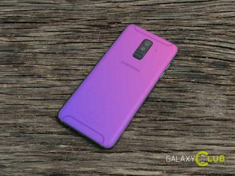 Samsung punta dritto il gradiente di colore con le Gradation