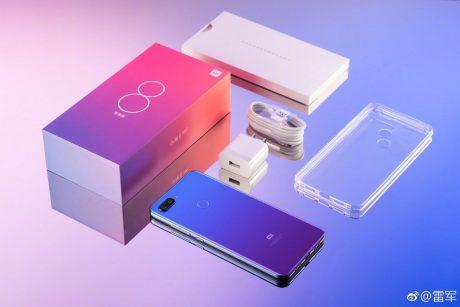 Xiaomi Mi 8 Lite arriverà in Europa e si mostra nel suo prim