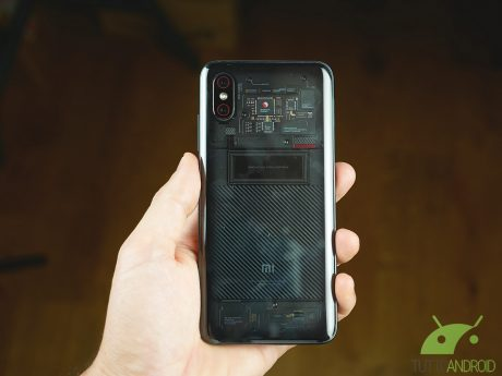 Xiaomi mi8 explorer ed 8
