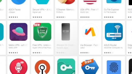 L'app Always On Display AMOLED rimossa per errore dal Play S