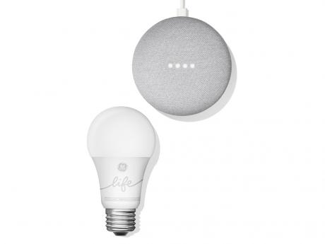 GE smart bulb