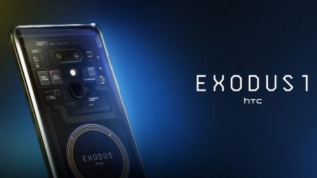HTC Exodus 1 è ufficiale, un top di gamma con prezzo in Bitc