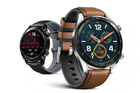 Huawei Watch GT è ufficiale: senza Wear OS ma è un bene per