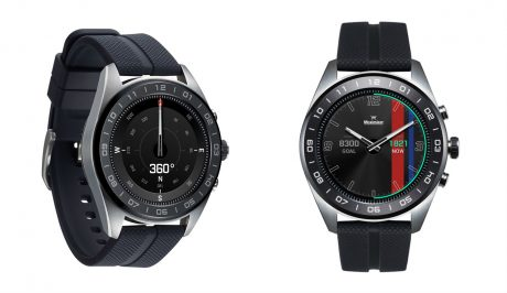 LG W7 Wear OS Watch 1366x791