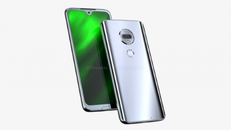 Motorola Moto G7 render leak 1