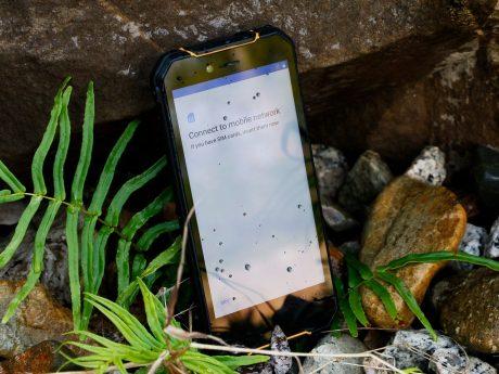 OUKITEL WP1 smartphone
