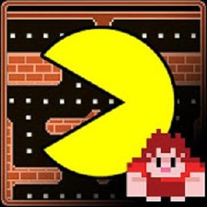 Pac Man Ralph Breaks the maze