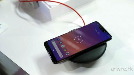 Pixel 3 XL Wireless Charging
