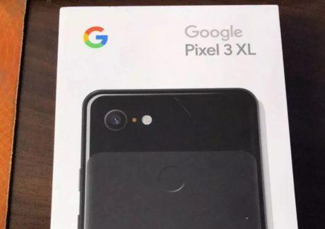 Pixel 3 XL cop