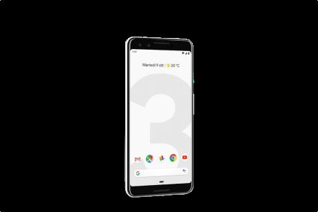 Google Pixel 3 fatto a pezzi da iFixit: display di LG e ripa
