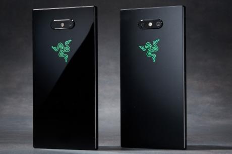 Razer Phone 2 Mirror and Satin