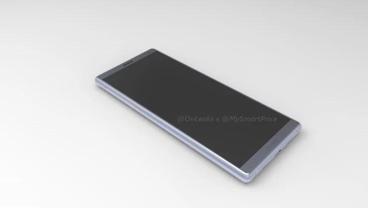 Sony Xperia XA3 nuovo mid range con schermo senza notch