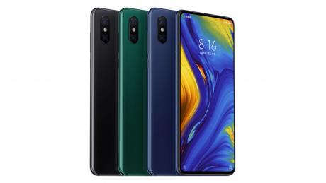 Xiaomi Mi MIX 3 tag cover
