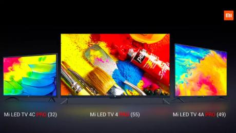Xiaomi rilascia il primo aggiornamento per Xiaomi Mi TV 4 Pr