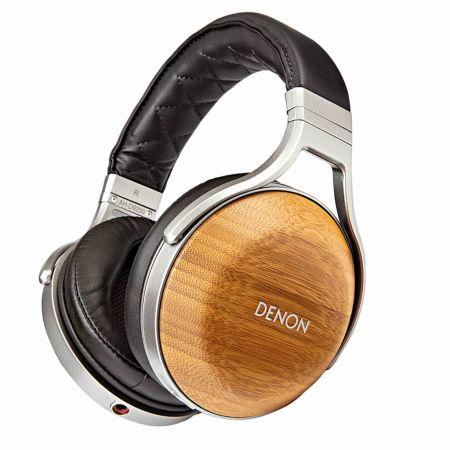 Denon AH D9200 è una nuova cuffia con padiglioni in bamboo e