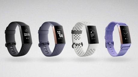 Fitbit charge 3 colors