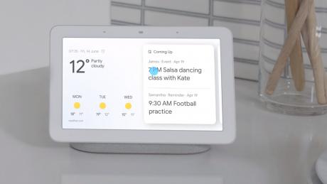 Niente Android Things per Google Home Hub |  che in passato ha testato anche Fuchsia