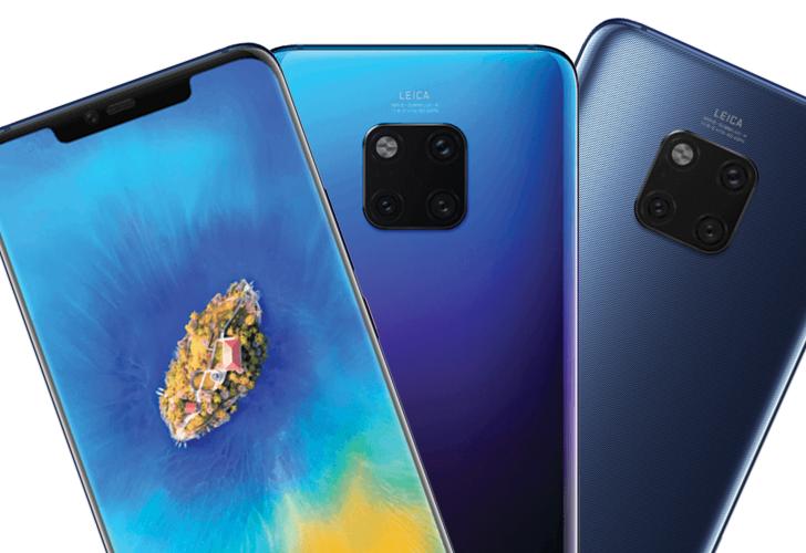 Risultati immagini per Huawei Mate 20 pro