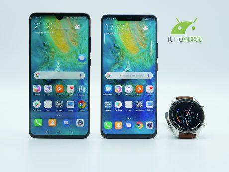 Huawei mate 20 pro mate 20 watch gt