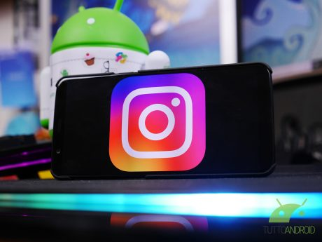 Le video chiamate di Instagram supportano ora fino a sei per