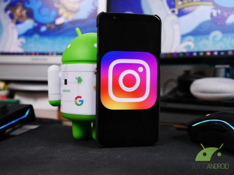 Instagram logo android