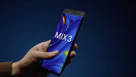 Xiaomi  Mi MIX 3: sample fotografici, conferme, certificazio
