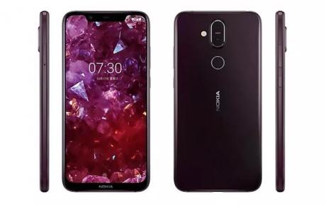 Nokia x7 7.1 plus leak cv