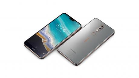 Nokia 7.1 potrebbe ricevere a breve l'aggiornamento a Androi