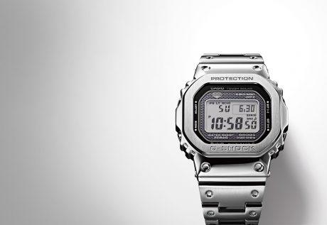 Casio ripropone il classico G Shock in versione più smart, g