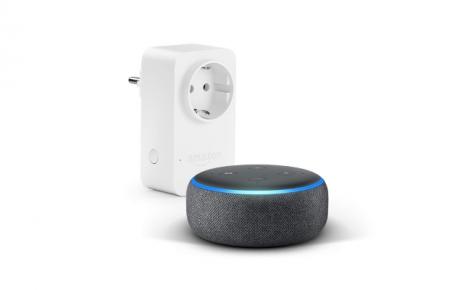 Amazon Echo Dot Smart Plug