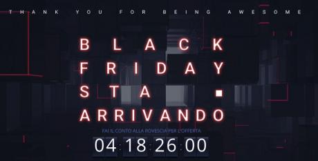 Il Black Friday sta arrivando da GearBest, ma sono già attiv
