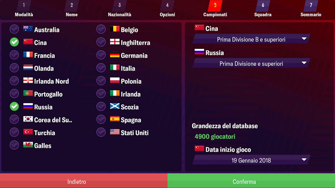Football Manager 2019 disponibile ufficialmente per PC e Mac