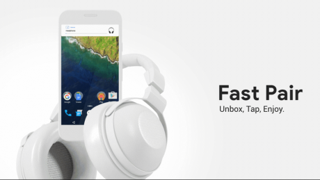 Fast pair android