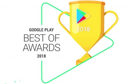 Google Play Best Of 2018 Awards e1541322414678