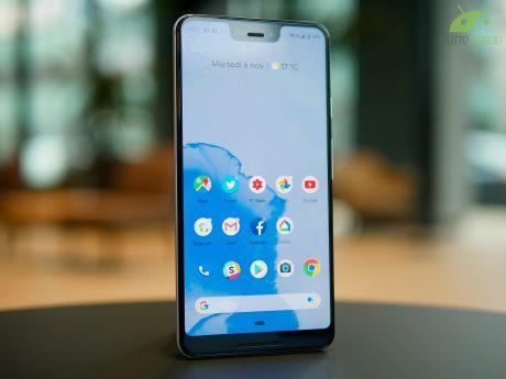 È già tempo di Android Q per Google Pixel 3 XL, almeno su Geekbench