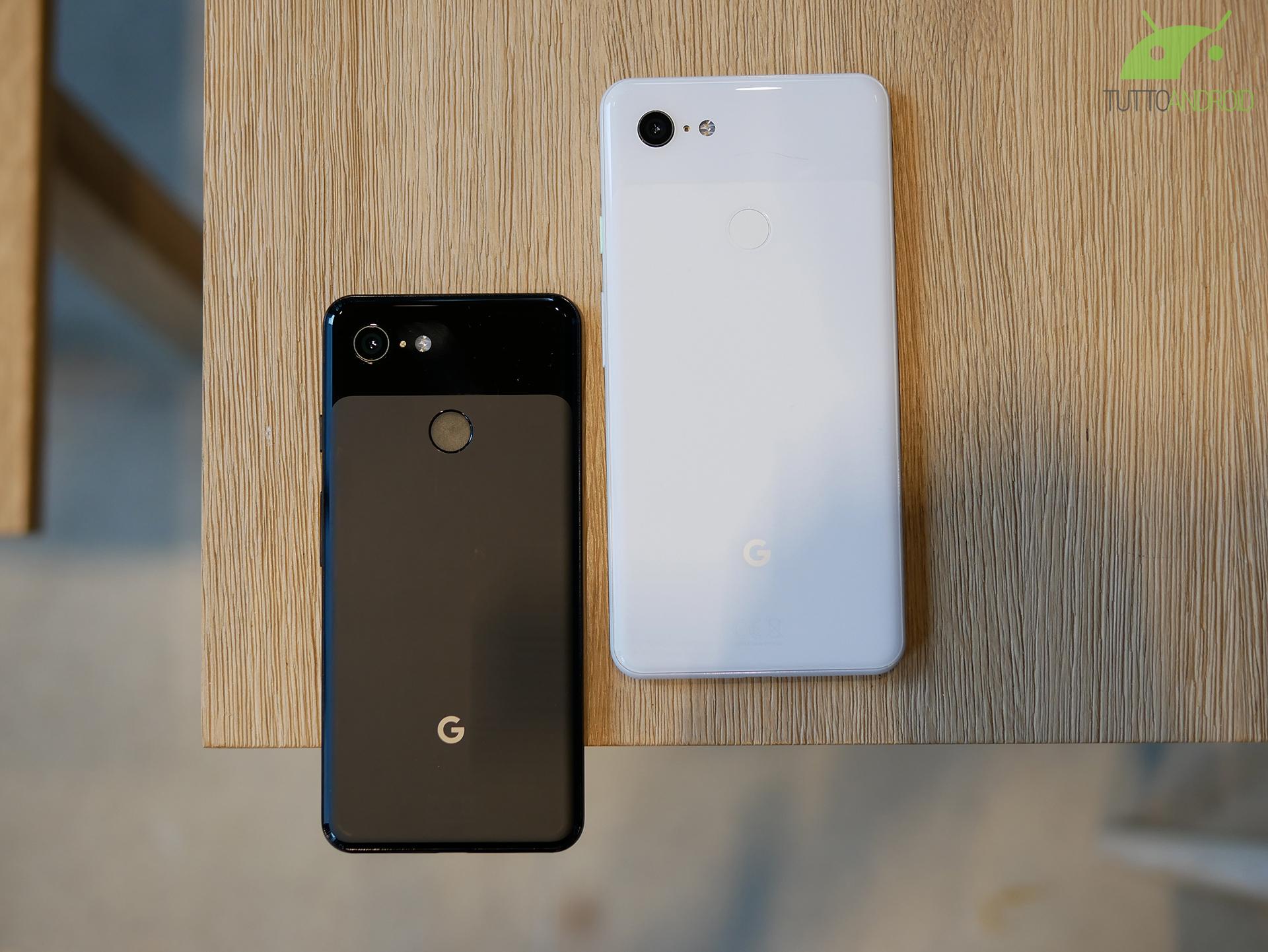 Ecco le patch di sicurezza di aprile per Google Pixel 2, 3,