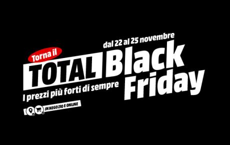 MediaWorld TOTAL Black Friday 2018