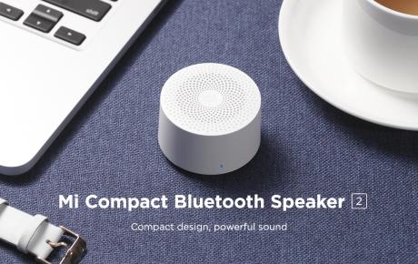 Xiaomi lancia Mi Compact Bluetooth Speaker 2 in Cina