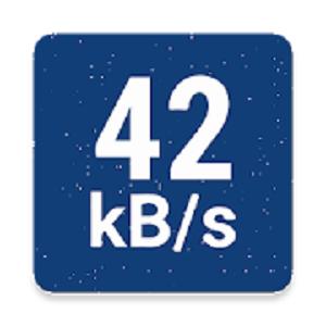 NetSpeed Indicator mostra la velocità della connessione inte