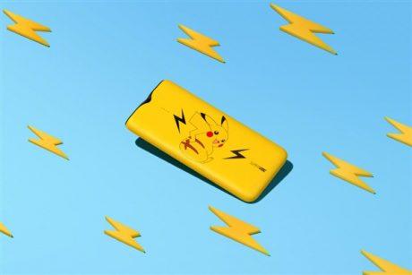 OPPO Pikachu Super VOOC power bank